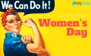 Bigstep Technologies Celebrates International Women's Day
